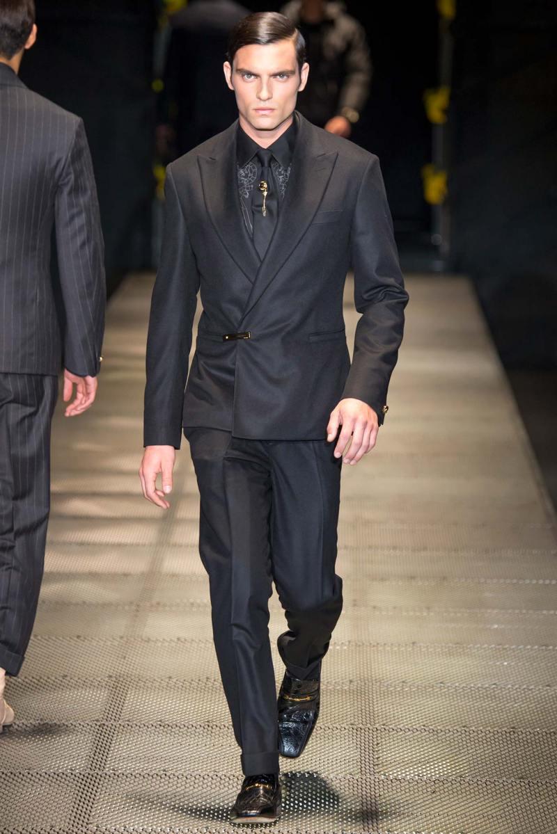 Versace Menswear FW 2015 Milan (9)