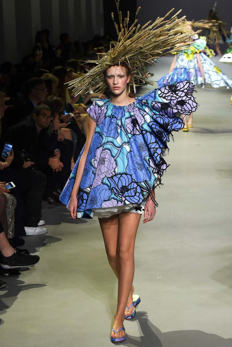 Viktor & Rolf Haute Couture SS 2015 Paris (13)