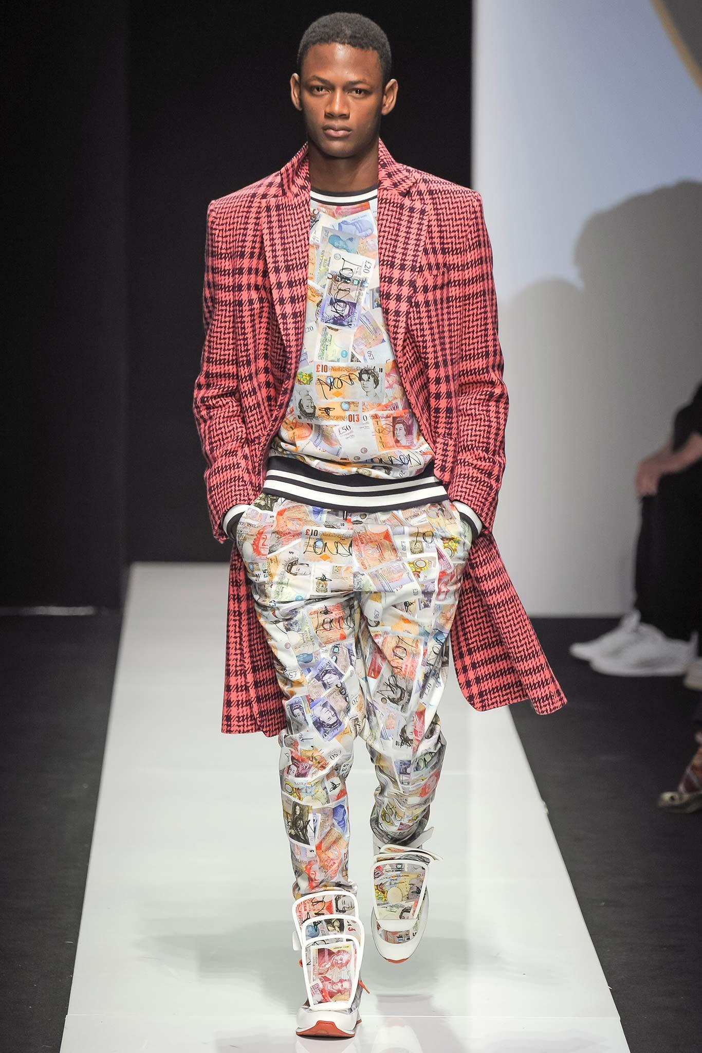 Vivienne Westwood Menswear F/W 2015 Milan