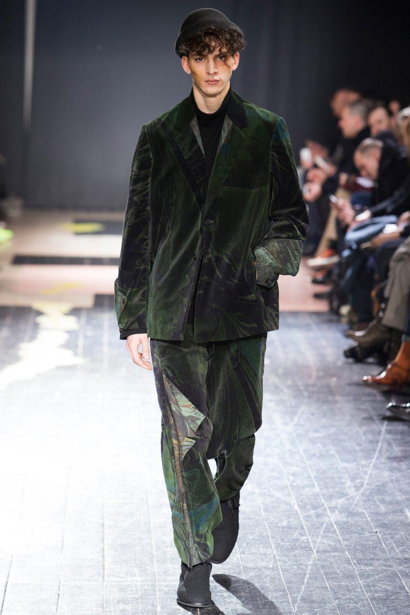 Yohji Yamamoto Menswear FW 2015 Paris (11)