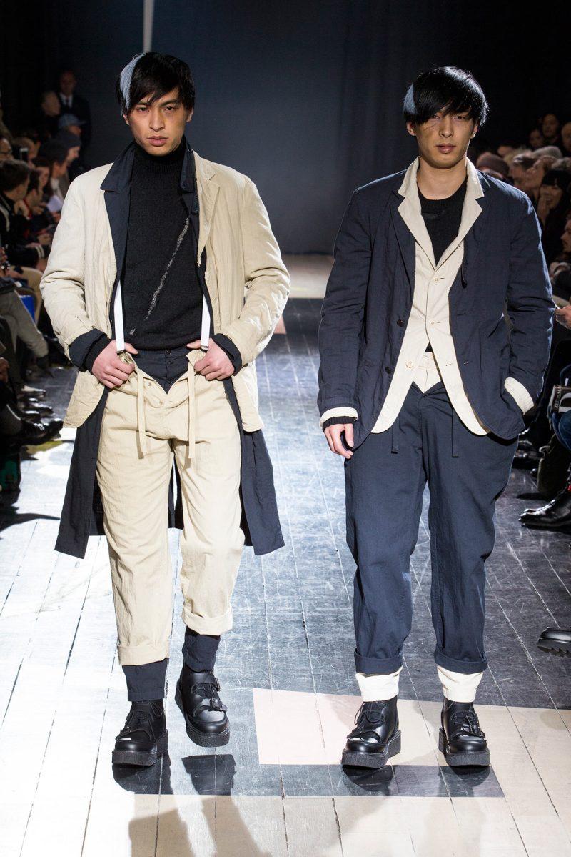 Yohji Yamamoto Menswear FW 2015 Paris (26)