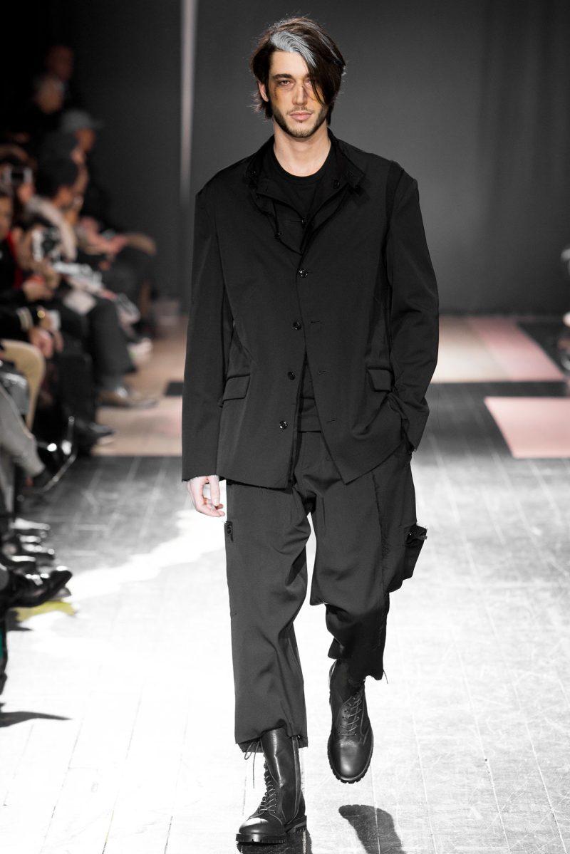 Yohji Yamamoto Menswear FW 2015 Paris (35)