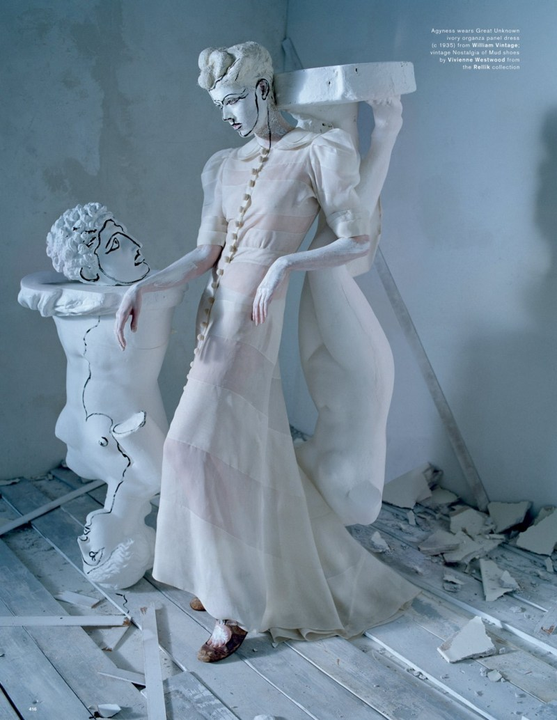 'Spooky' by Tim Walker