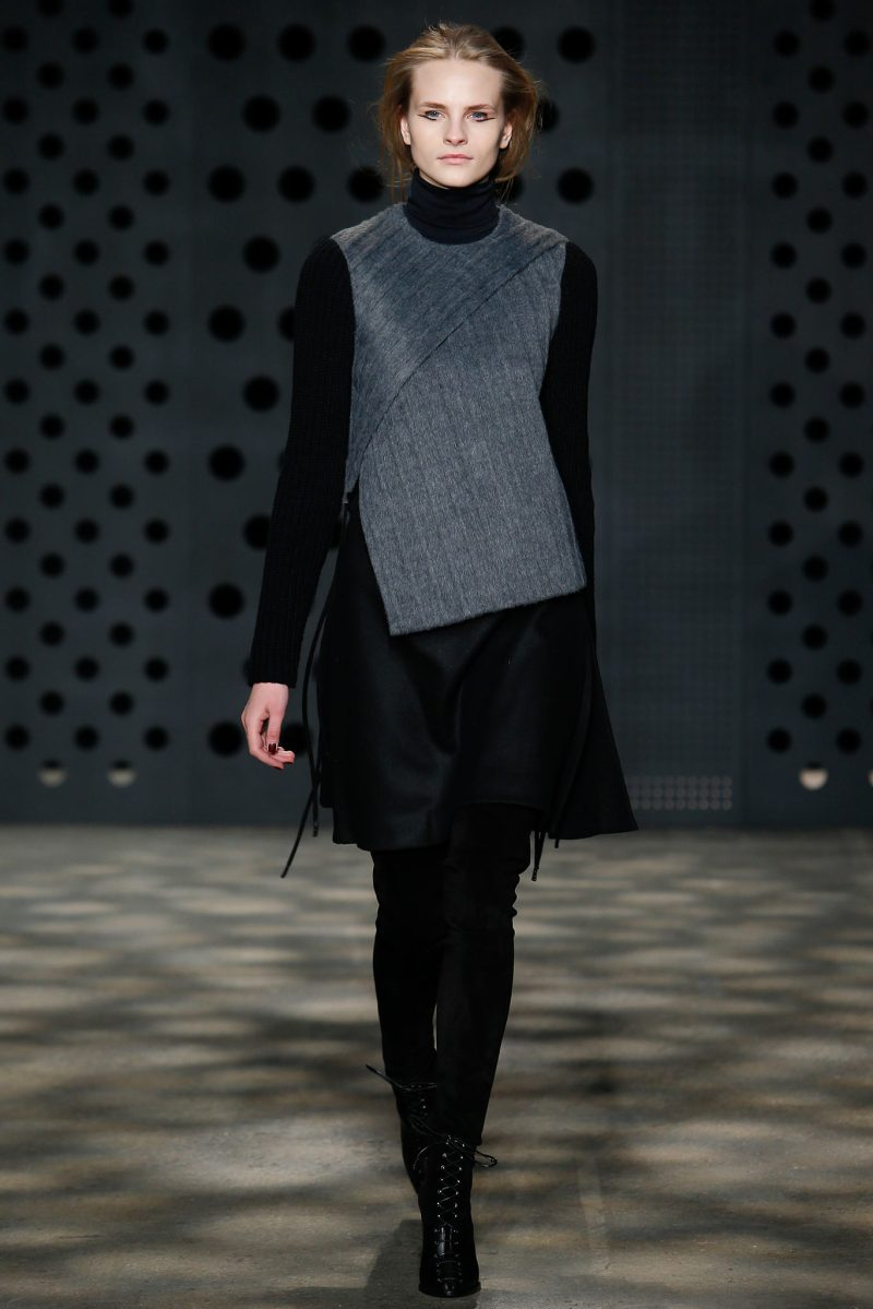 ADEAM Ready to Wear FW 2015 NYFW (3)