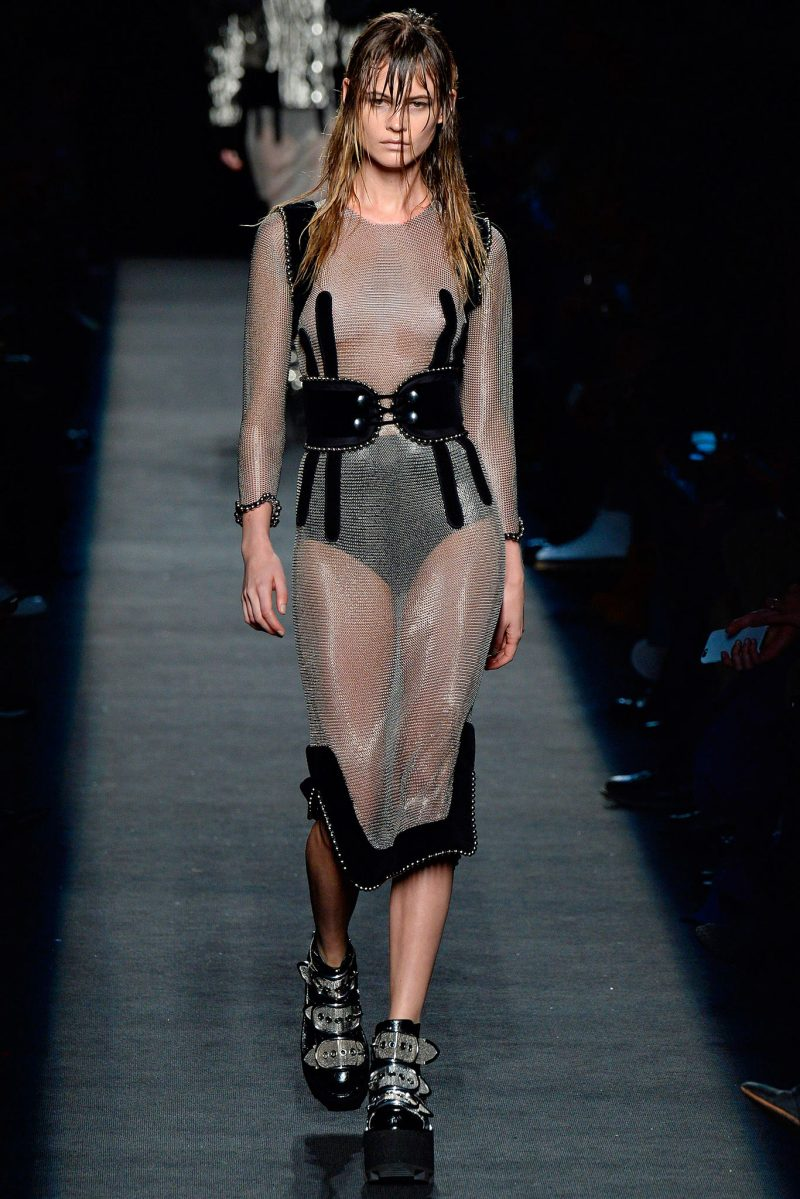 Alexander Wang Ready to Wear FW 2015 NYFW (41)