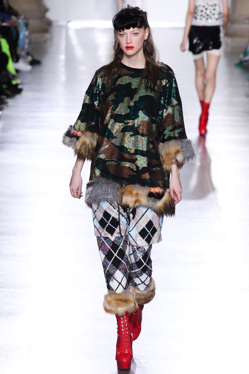 Ashish Ready to Wear FW 2015 LFW (28)