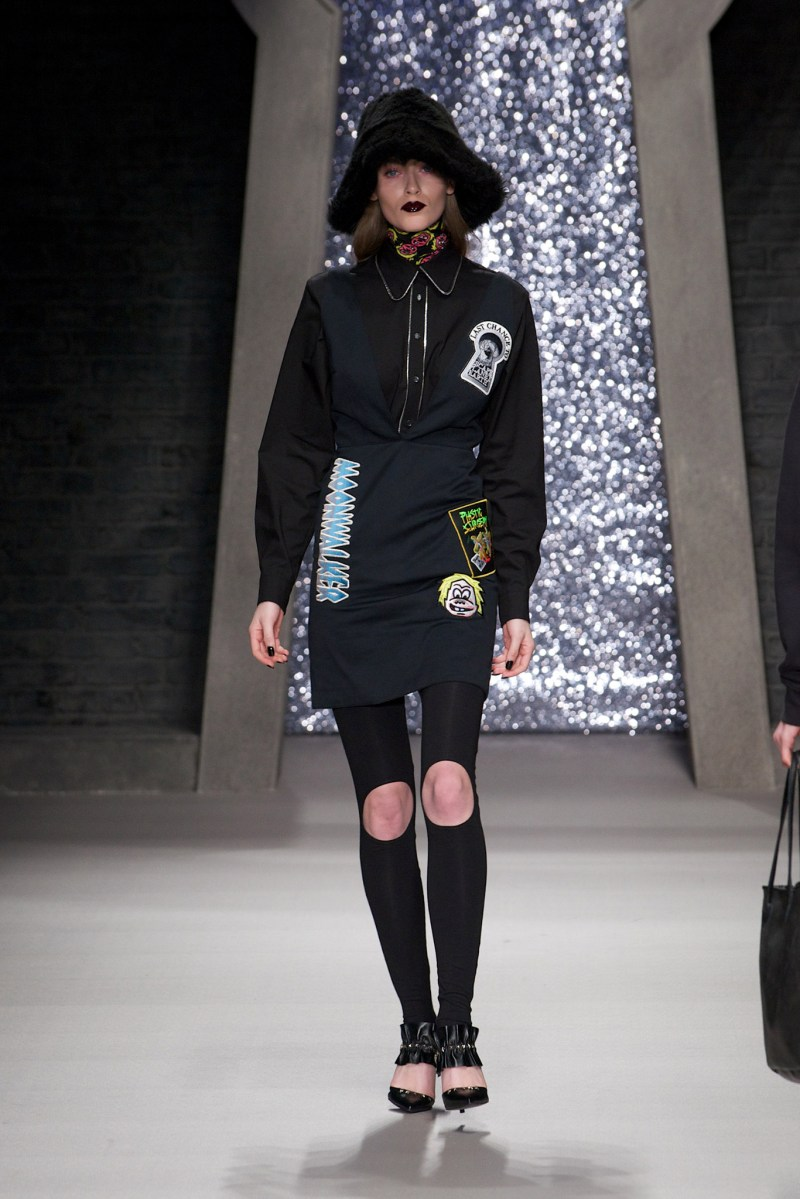 Ashley Williams Ready to Wear FW 2015 LFW (6)