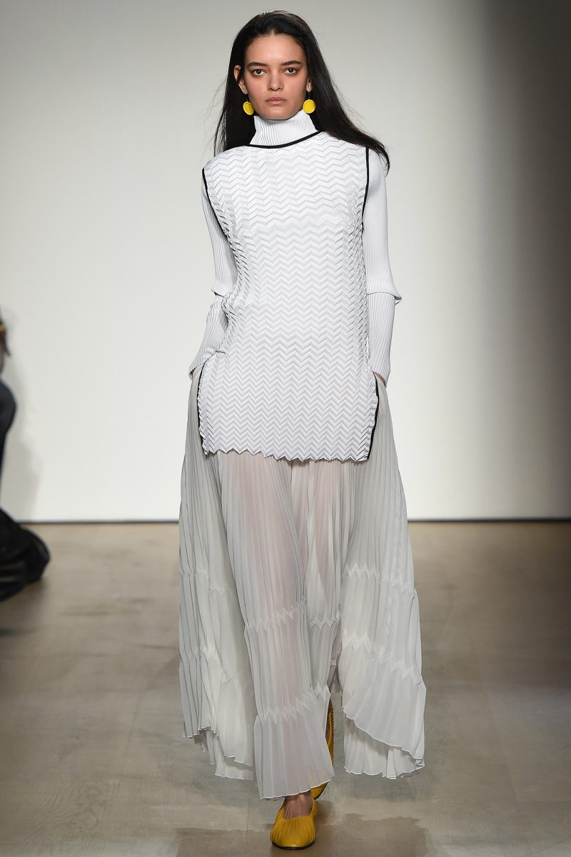Barbara Casasola Ready to Wear FW 2015 LFW (28)
