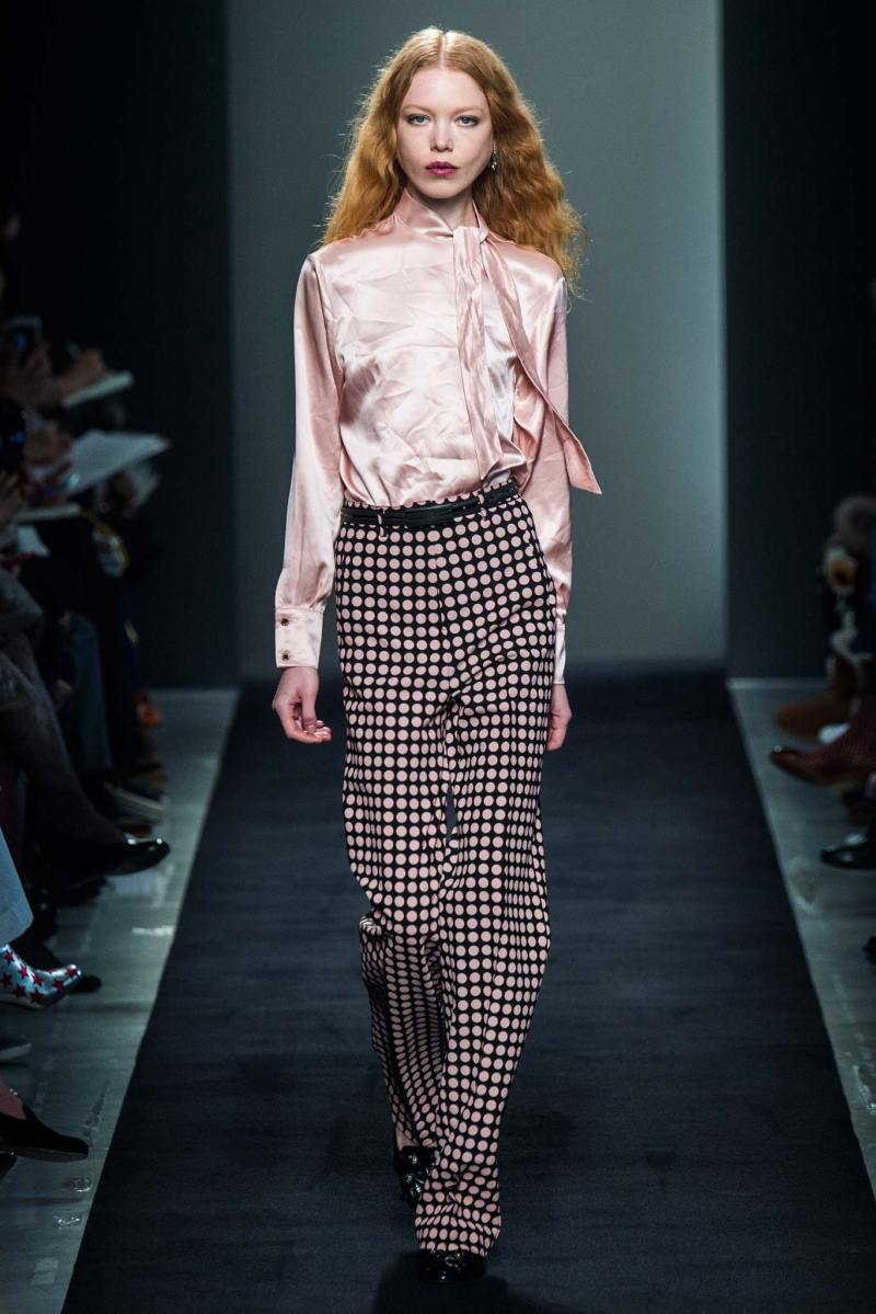 Bottega Veneta Ready to Wear FW 2015 MFW (2)