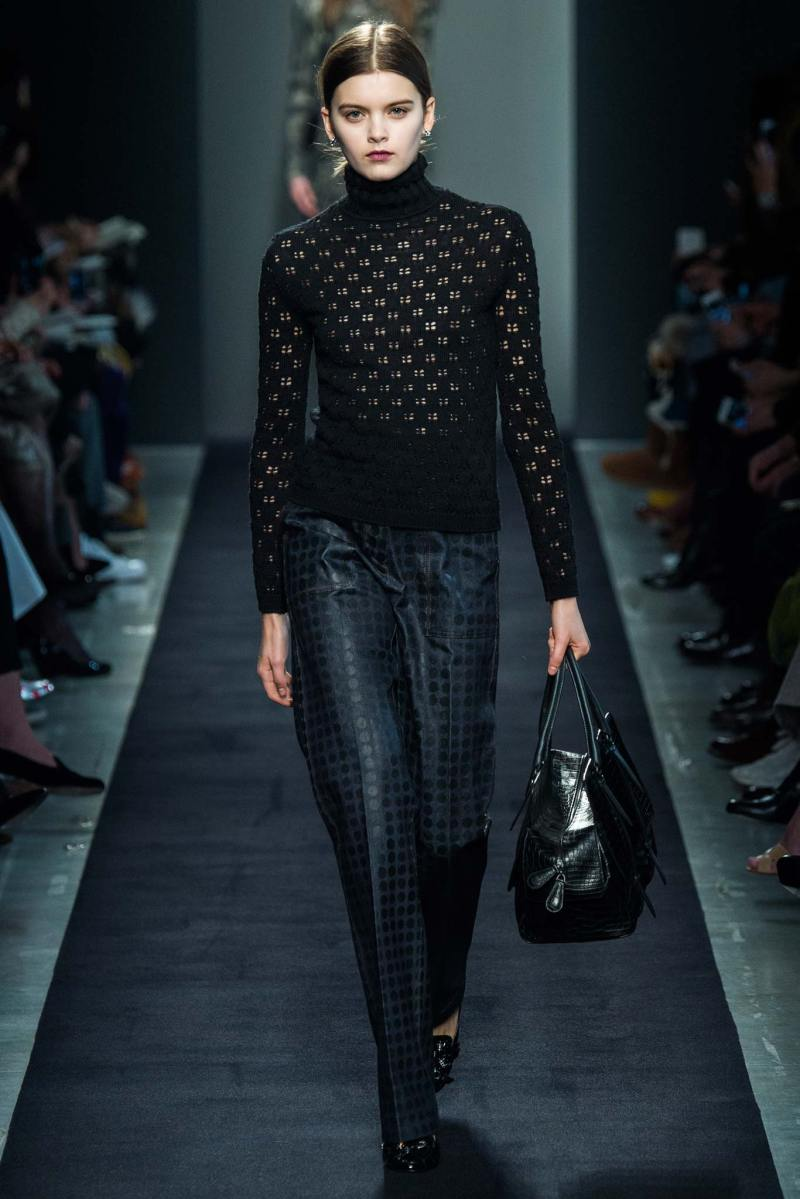 Bottega Veneta Ready to Wear FW 2015 MFW (27)