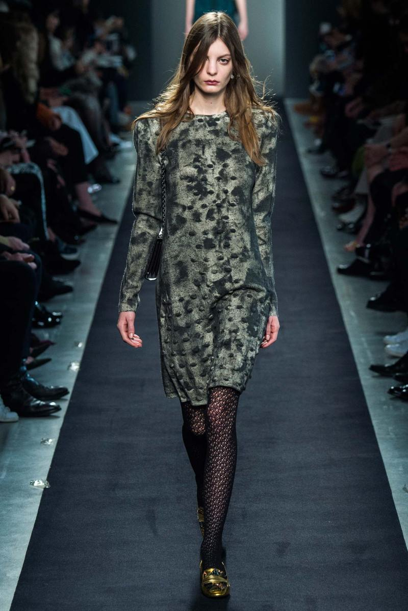 Bottega Veneta Ready to Wear FW 2015 MFW (28)