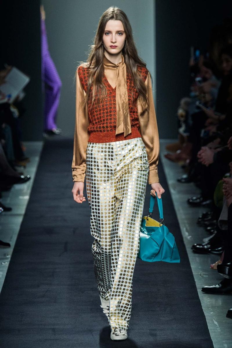 Bottega Veneta Ready to Wear FW 2015 MFW (3)