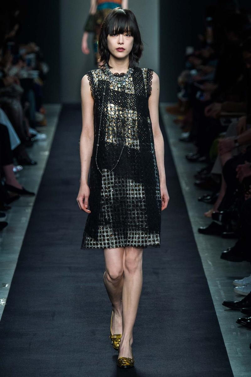 Bottega Veneta Ready to Wear FW 2015 MFW (30)