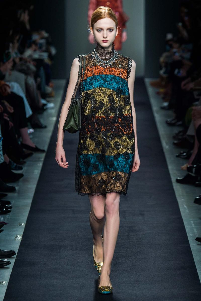 Bottega Veneta Ready to Wear FW 2015 MFW (31)