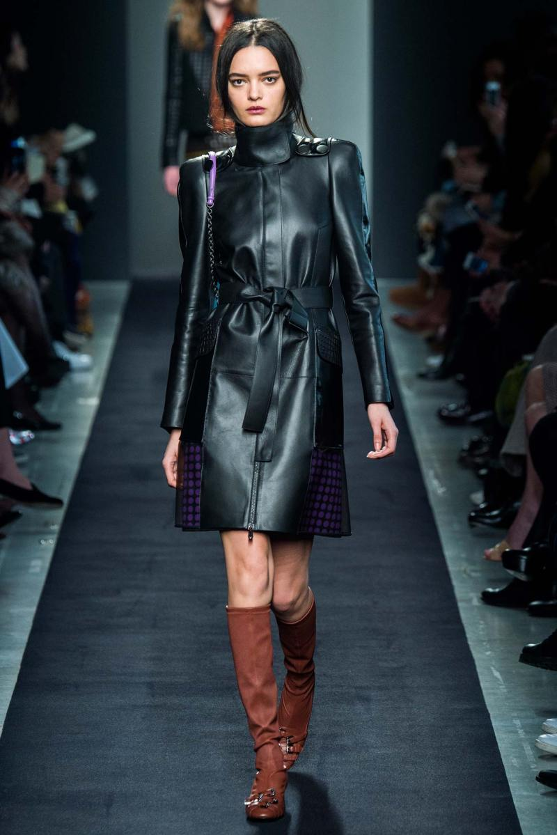 Bottega Veneta Ready to Wear FW 2015 MFW (9)