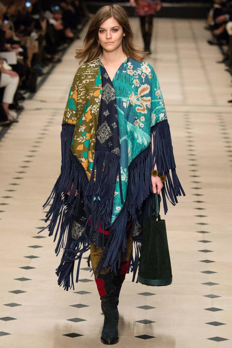 Burberry Prorsum Ready to Wear FW 2015 LFW (1)