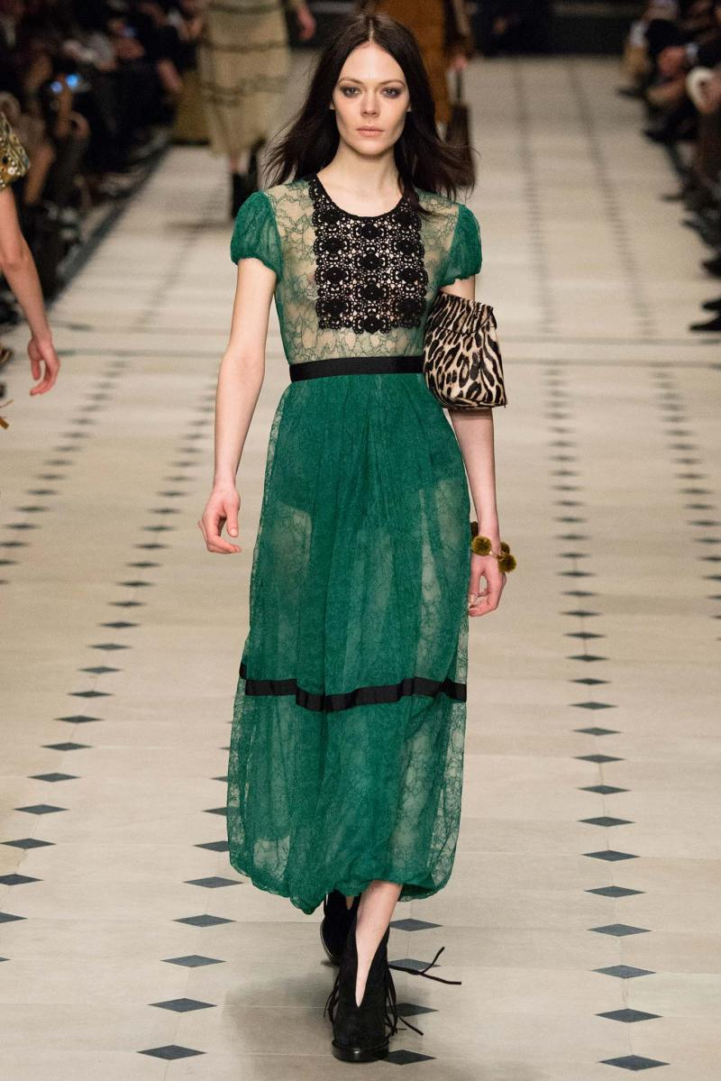 Burberry Prorsum Ready to Wear FW 2015 LFW (41)
