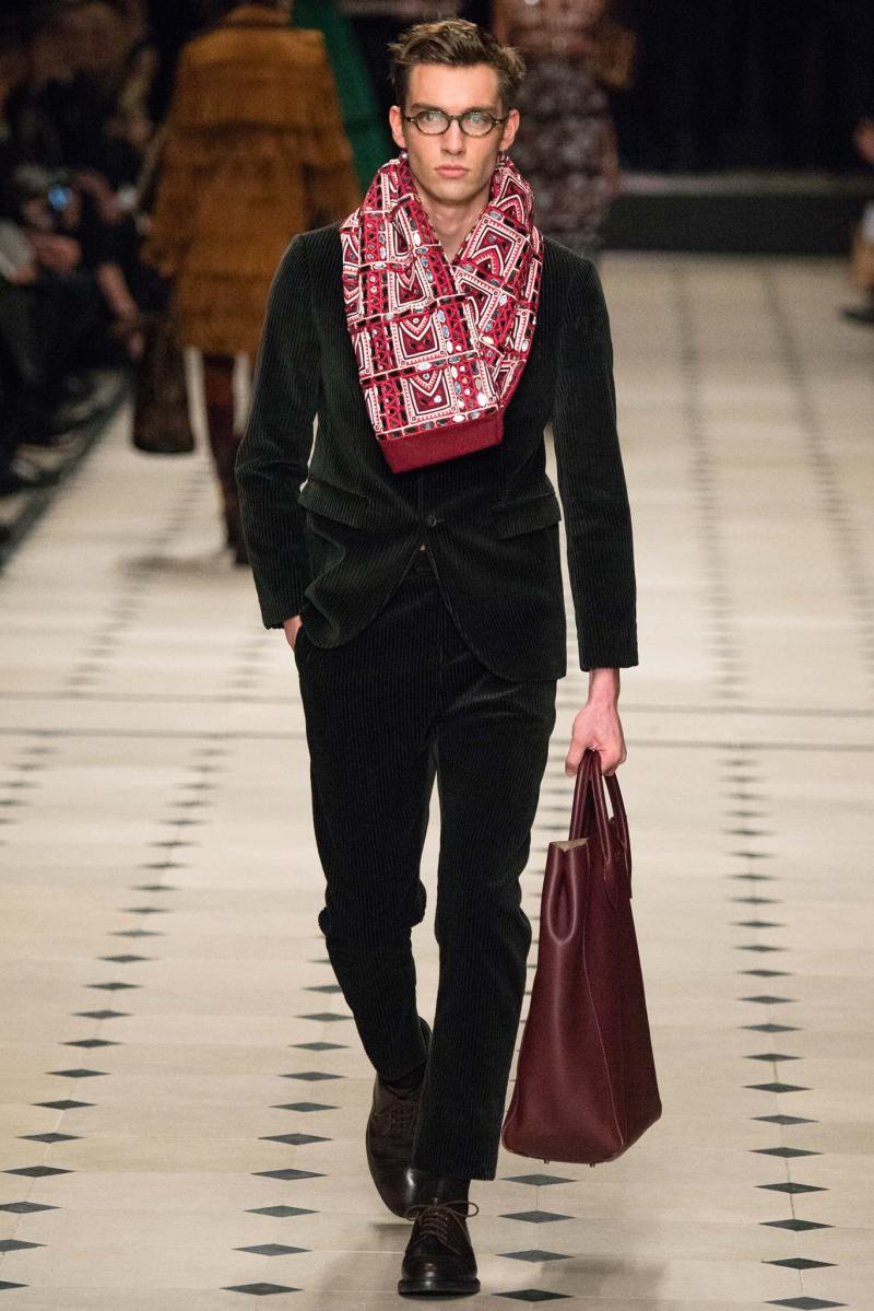 Burberry Prorsum Ready to Wear FW 2015 LFW (44)