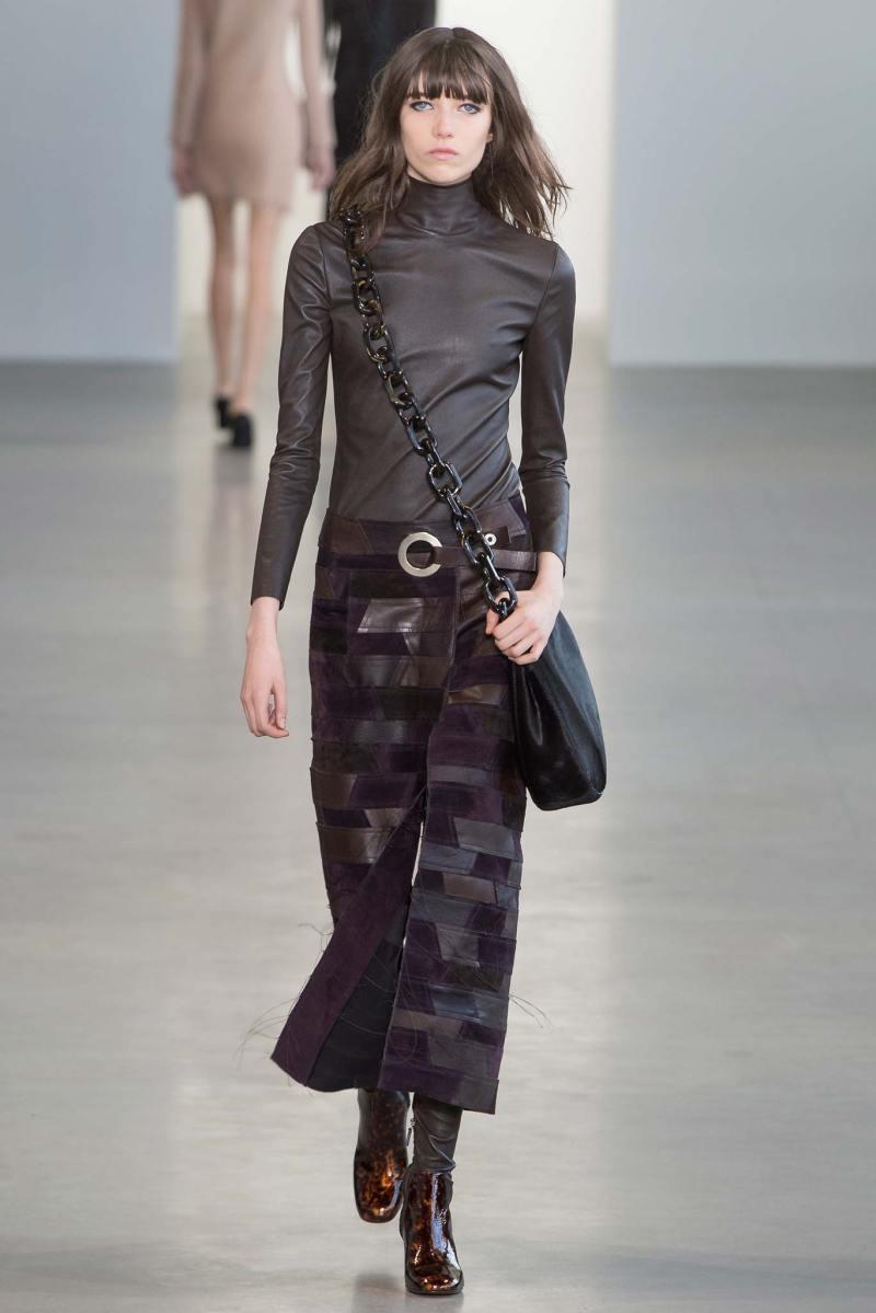 Calvin Klein Collection Ready to Wear FW 2015 NYFW (10)