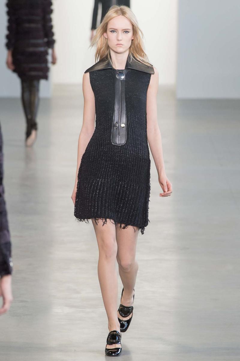 Calvin Klein Collection Ready to Wear FW 2015 NYFW (14)