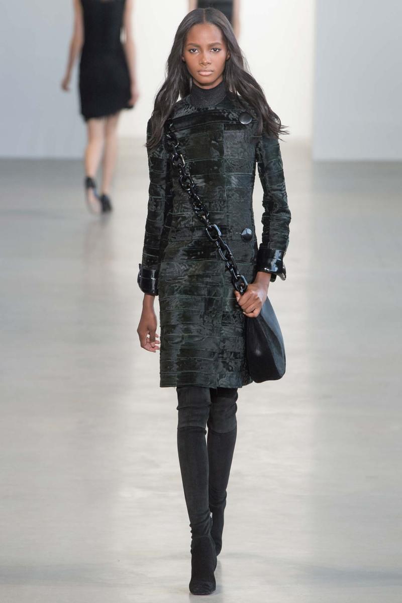 Calvin Klein Collection Ready to Wear FW 2015 NYFW (16)