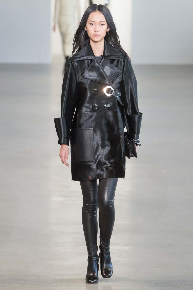 Calvin Klein Collection Ready to Wear FW 2015 NYFW (22)