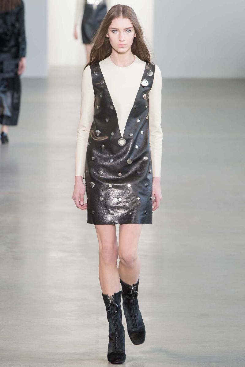 Calvin Klein Collection Ready to Wear FW 2015 NYFW (23)