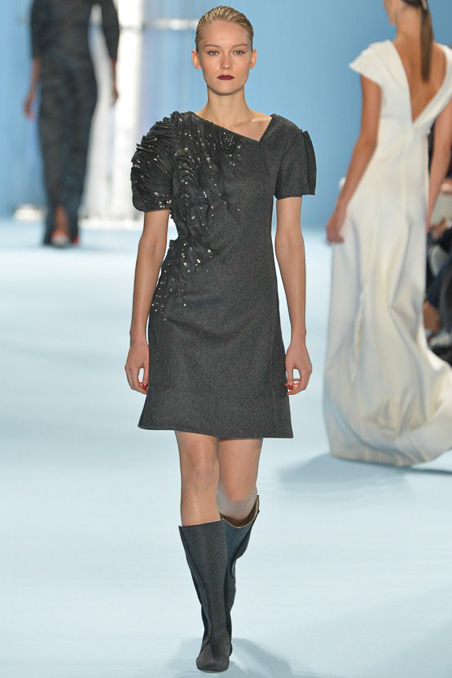 Carolina Herrera Ready to Wear FW 2015 NYFW (30)