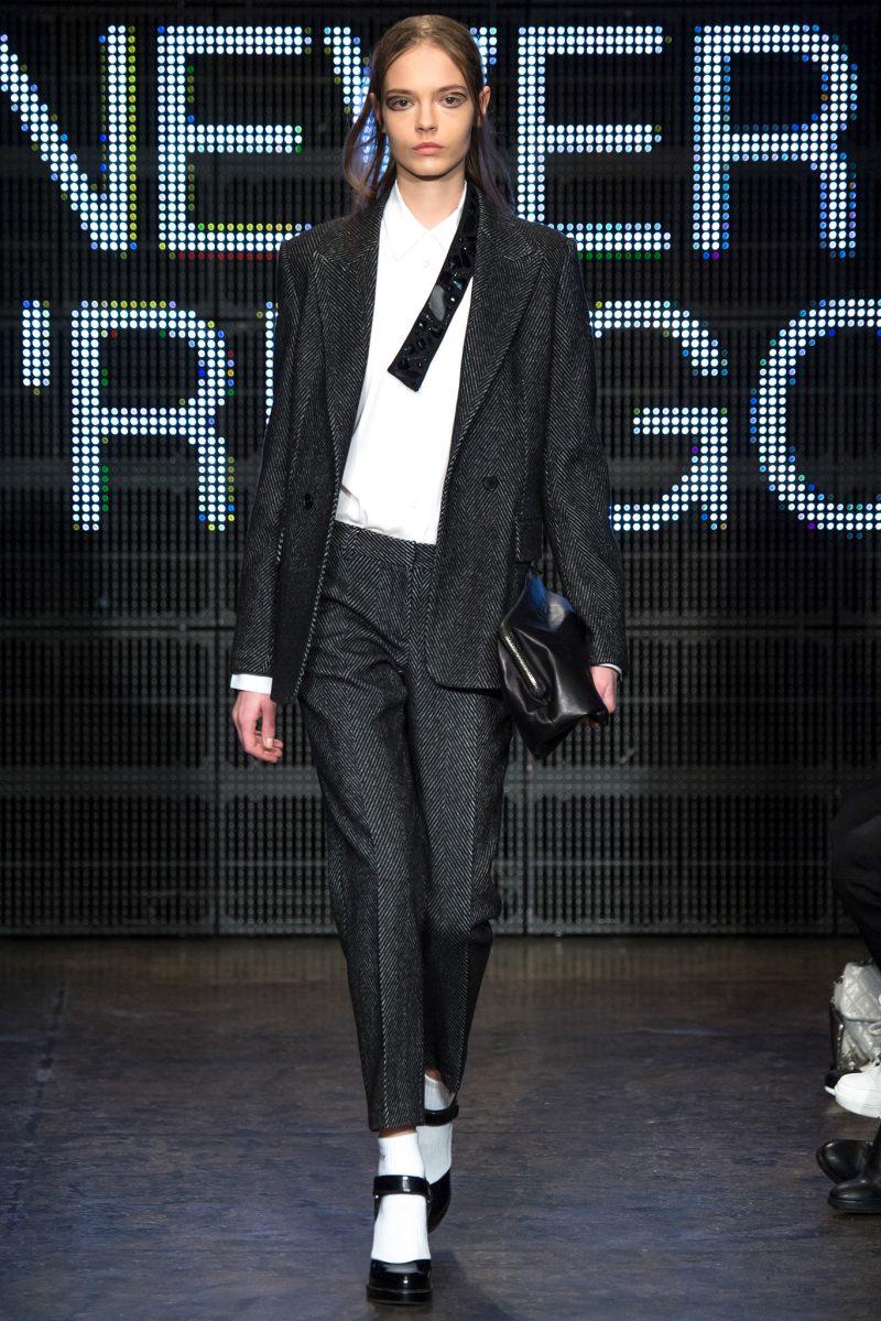 DKNY Ready to Wear FW 2015 NYFW (19)