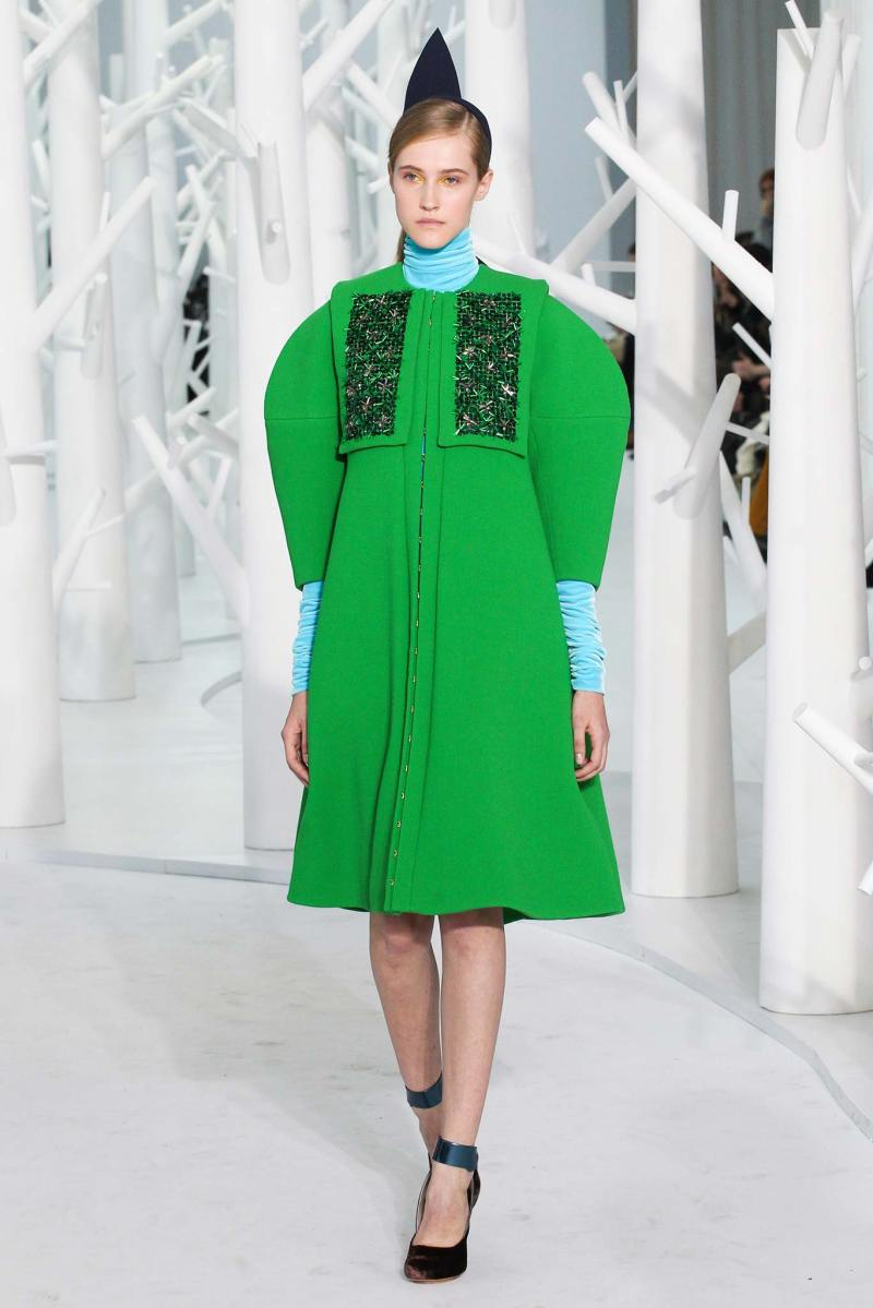 Delpozo Ready to Wear FW 2015 NYFW (12)