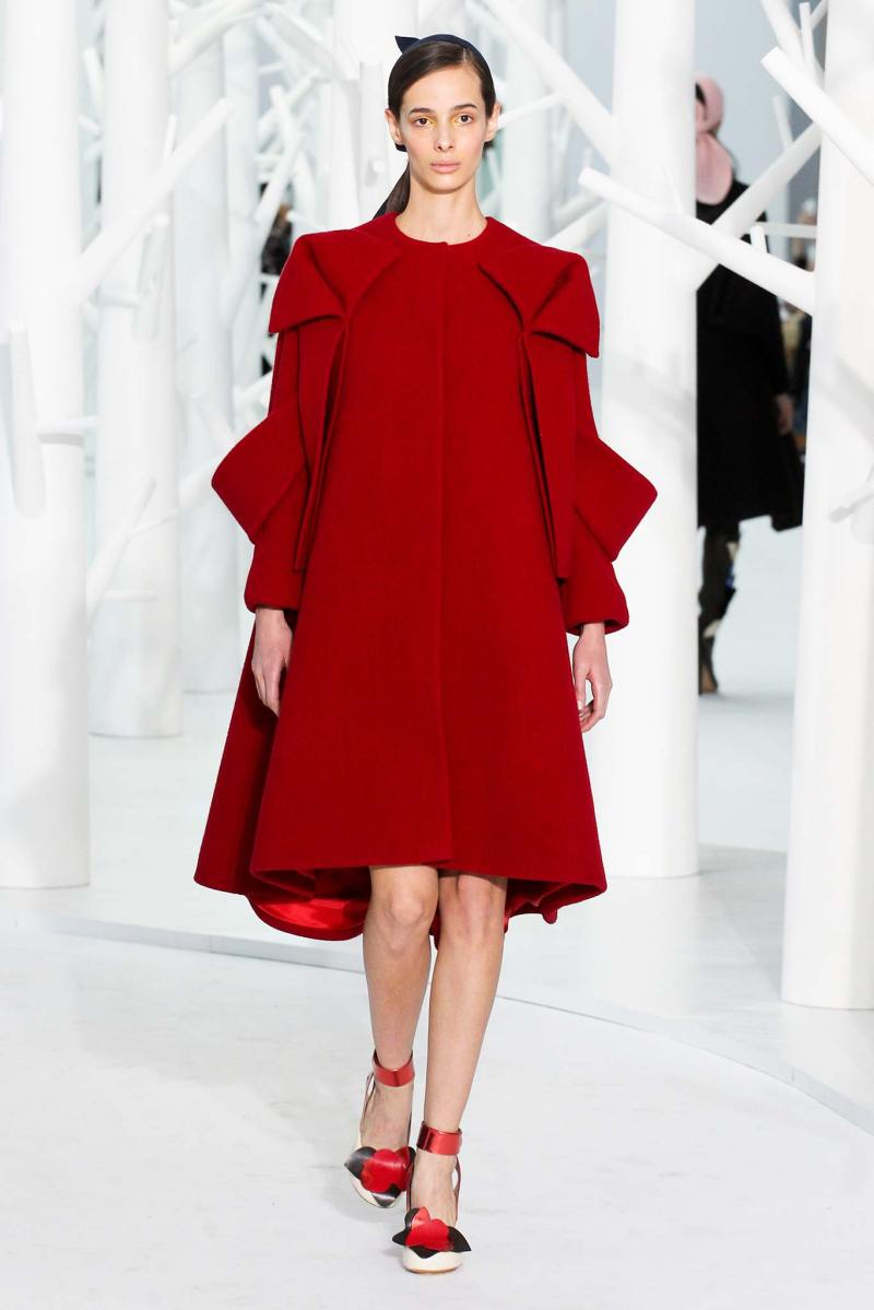 Delpozo Ready to Wear FW 2015 NYFW (20)