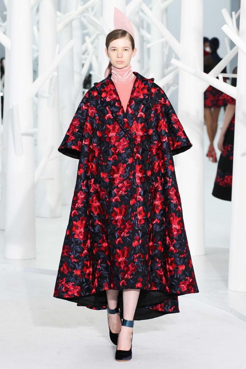 Delpozo Ready to Wear FW 2015 NYFW (23)