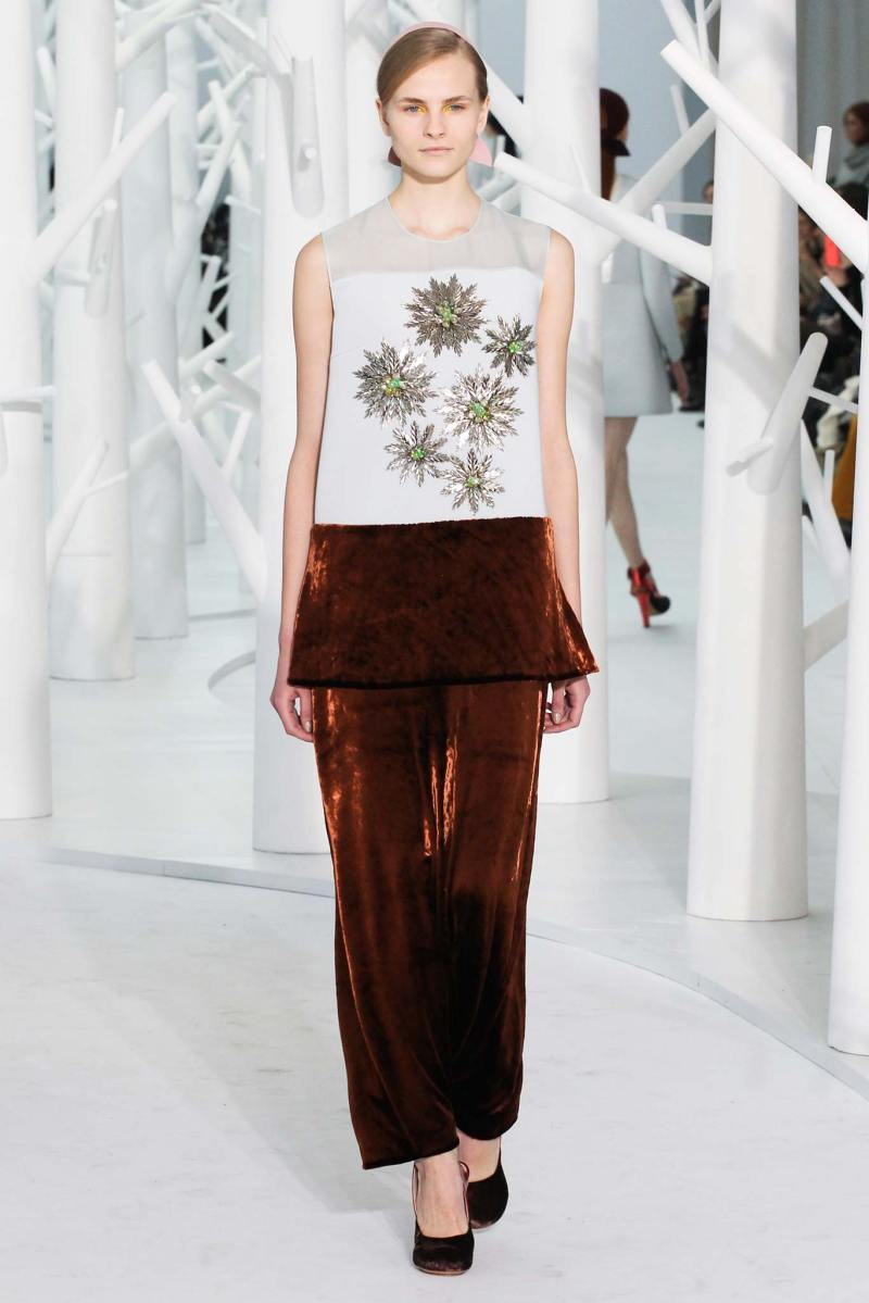 Delpozo Ready to Wear FW 2015 NYFW (27)