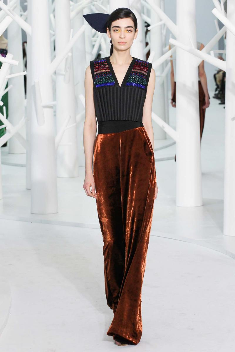 Delpozo Ready to Wear FW 2015 NYFW (29)