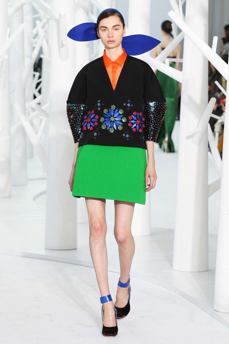 Delpozo Ready to Wear FW 2015 NYFW (32)