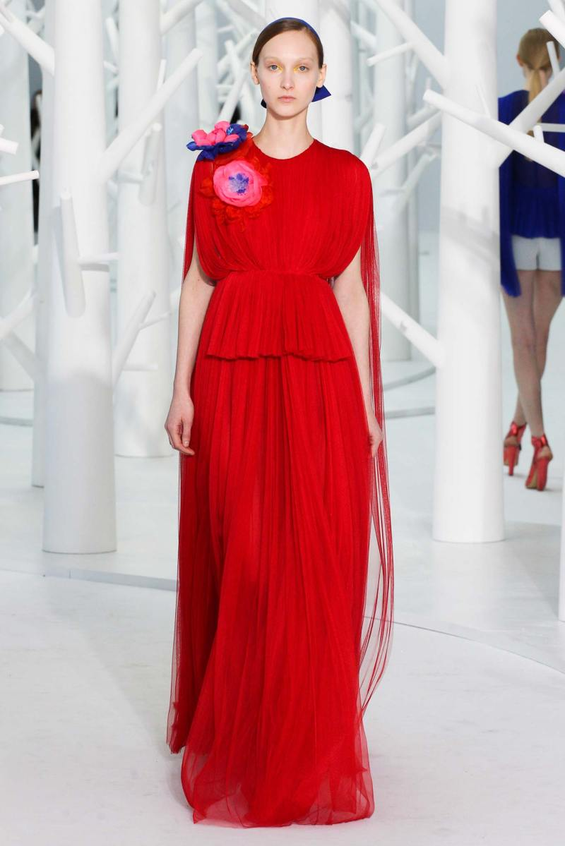 Delpozo Ready to Wear FW 2015 NYFW (41)