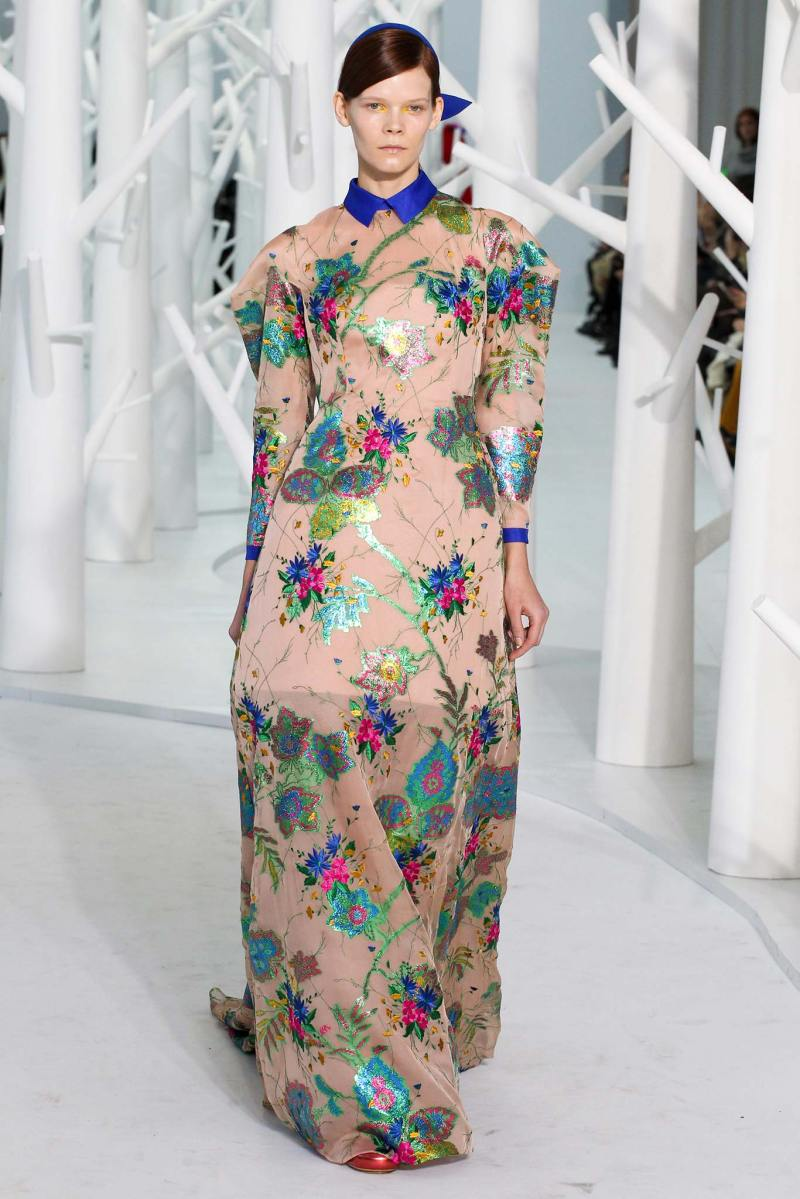 Delpozo Ready to Wear FW 2015 NYFW (43)