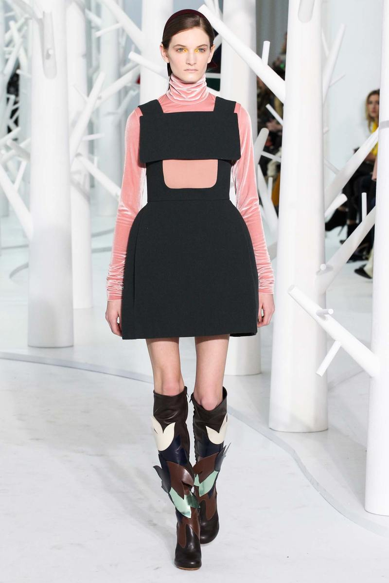 Delpozo Ready to Wear FW 2015 NYFW (6)