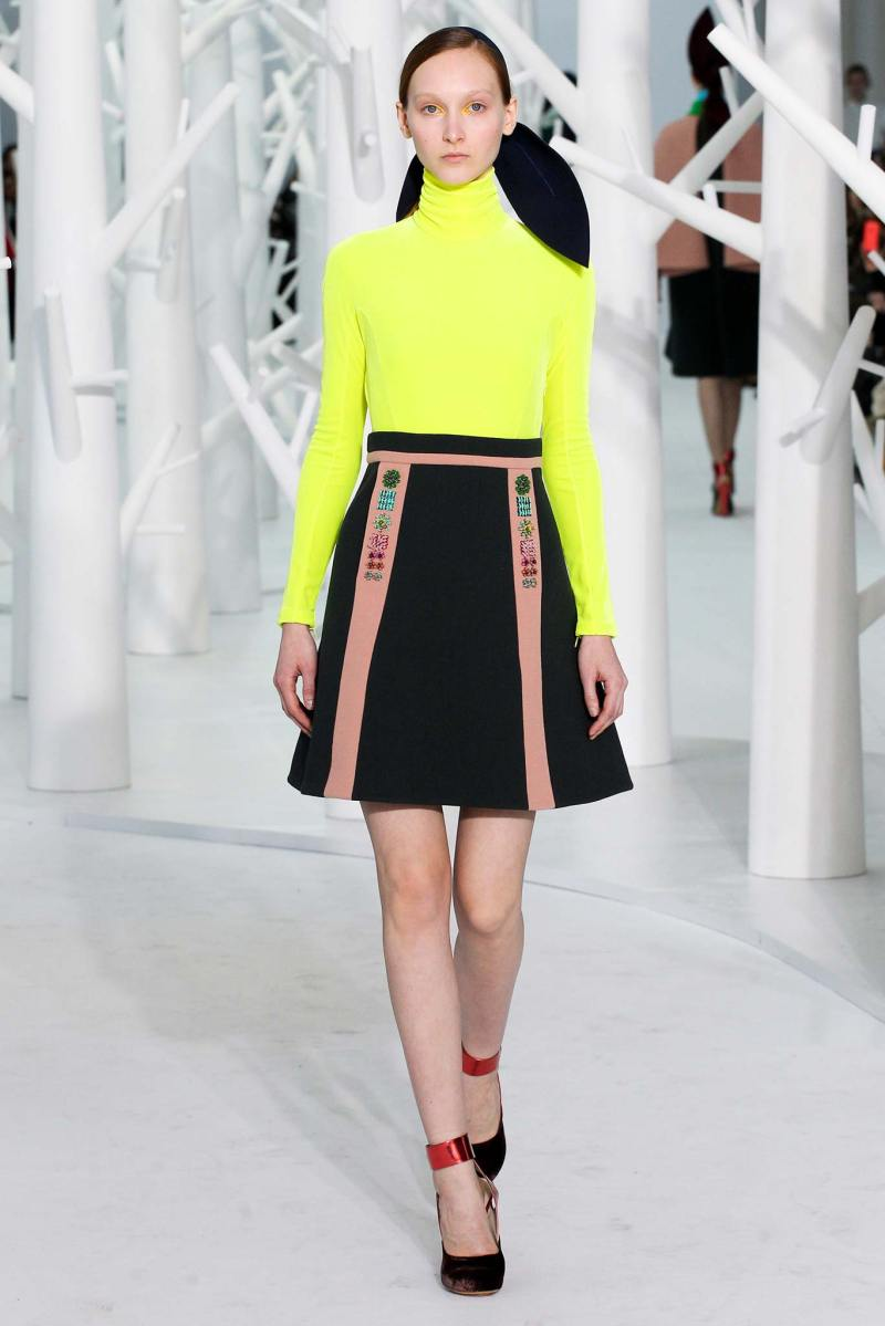 Delpozo Ready to Wear FW 2015 NYFW (7)
