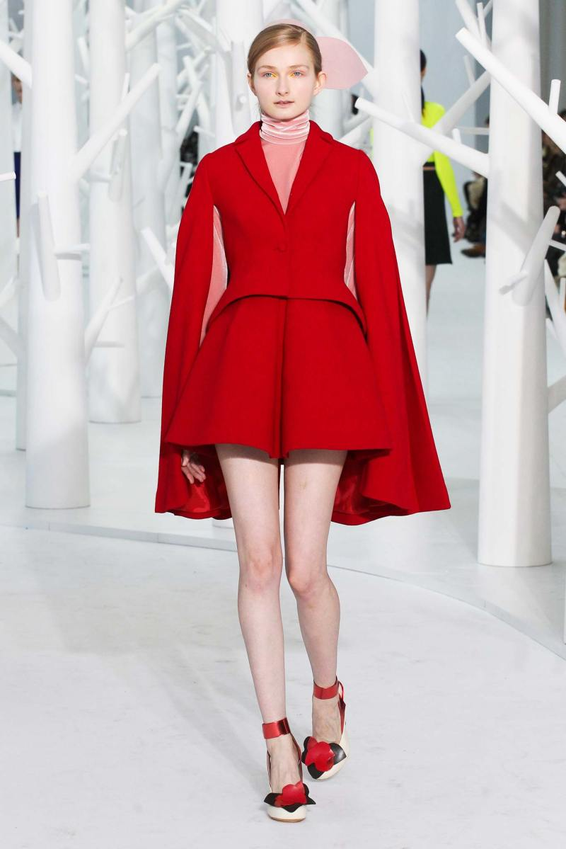 Delpozo Ready to Wear FW 2015 NYFW (9)