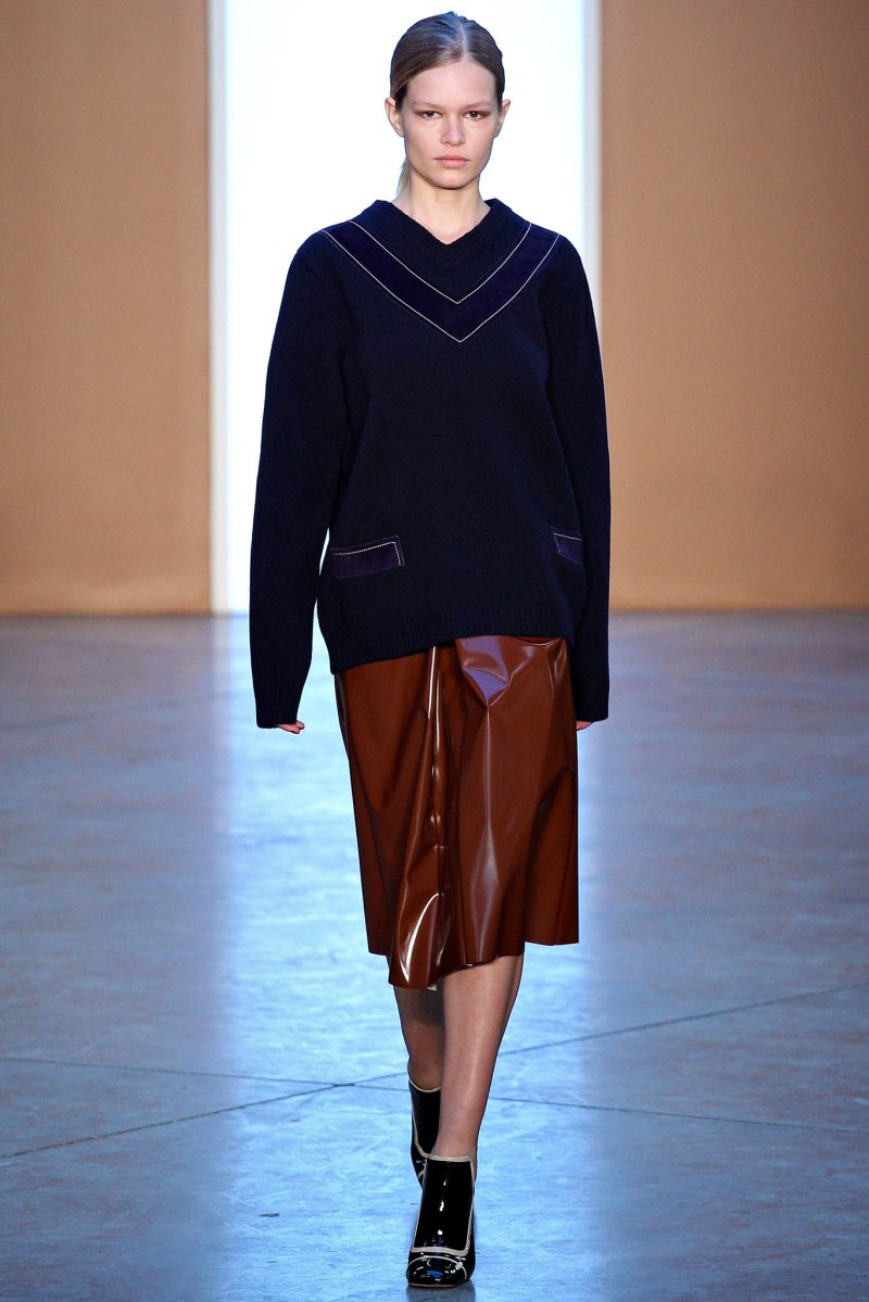 Derek Lam Ready to Wear FW 2015 NYFW (1)