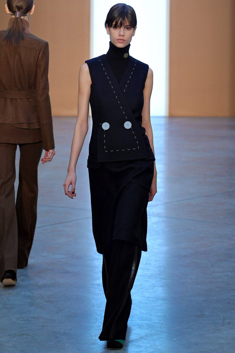 Derek Lam Ready to Wear FW 2015 NYFW (6)