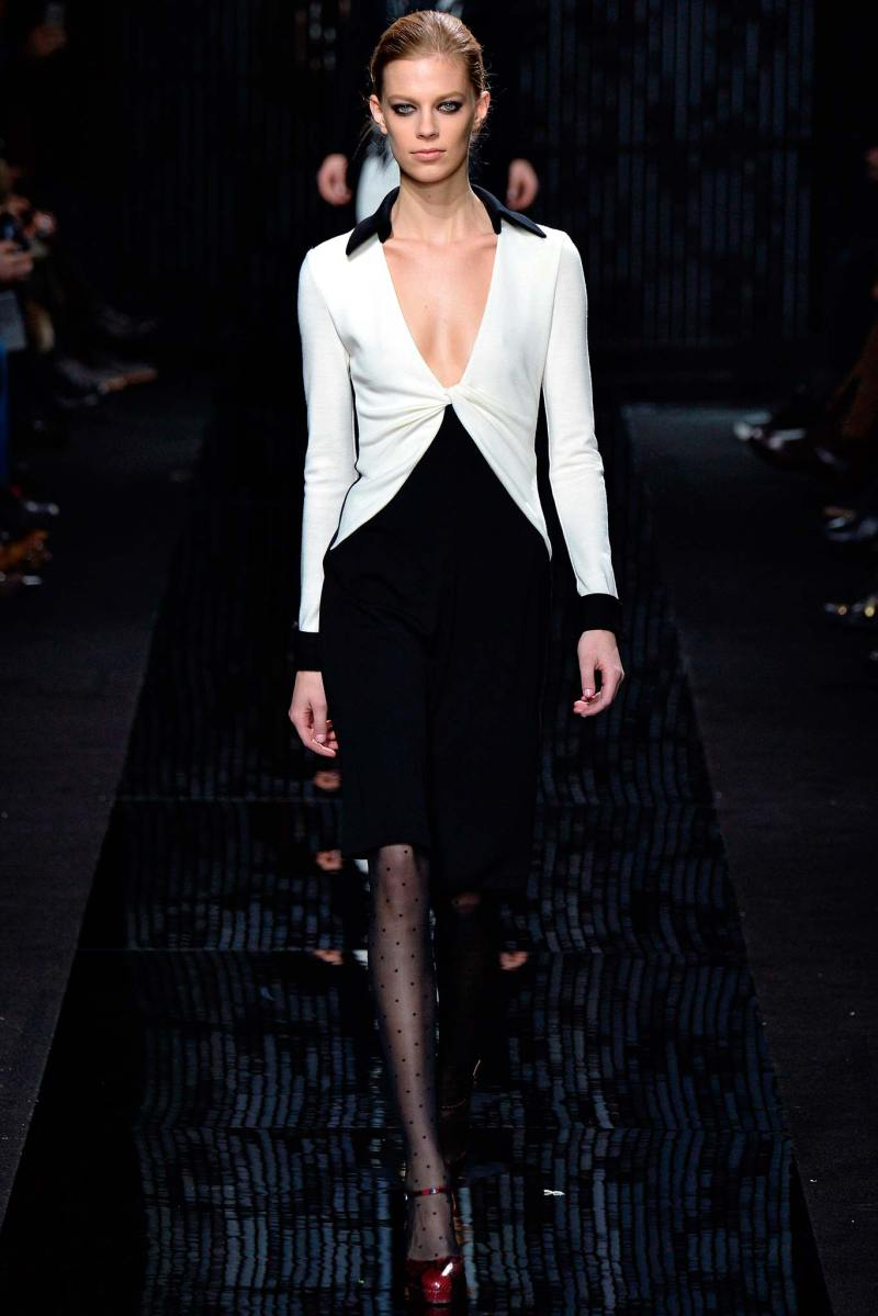 Diane von Furstenberg Ready to Wear FW 2015 NYFW (2)