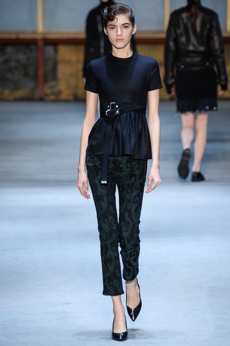 Diesel Black Gold Ready to Wear FW 2015 NYFW (16)