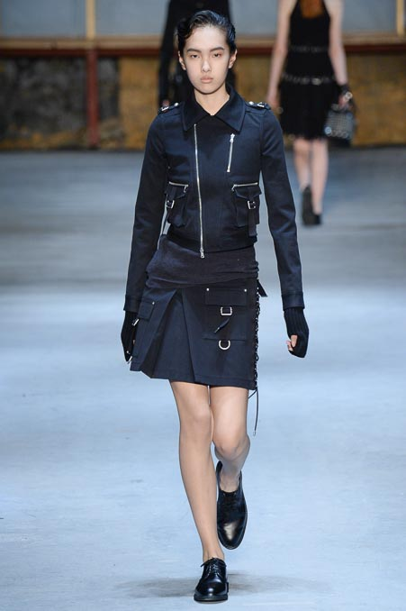 Diesel Black Gold Ready to Wear FW 2015 NYFW (23)
