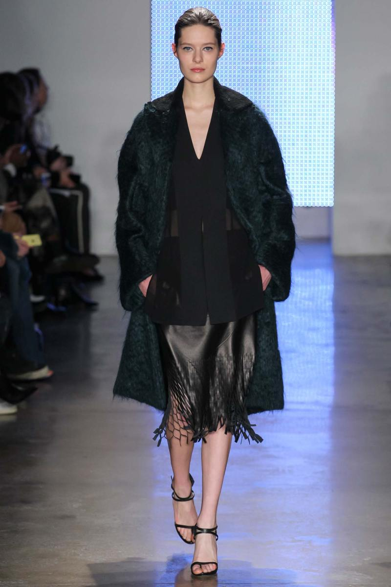 Dion Lee Ready to Wear FW 2015 NYFW (12)