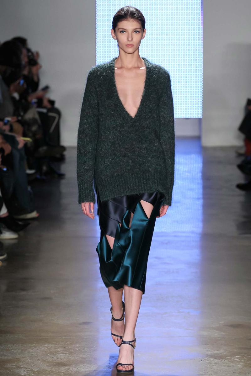 Dion Lee Ready to Wear FW 2015 NYFW (15)