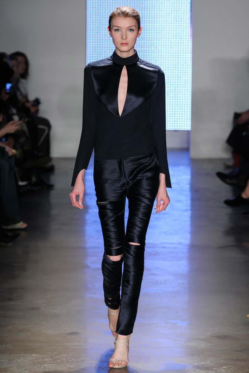 Dion Lee Ready to Wear FW 2015 NYFW (23)