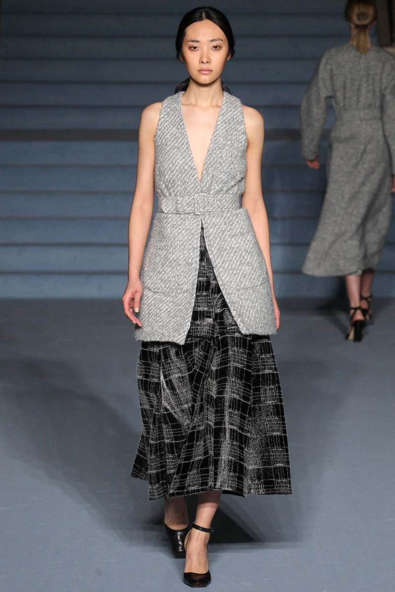 Emilia Wickstead Ready to Wear FW 2015 LFW (21)
