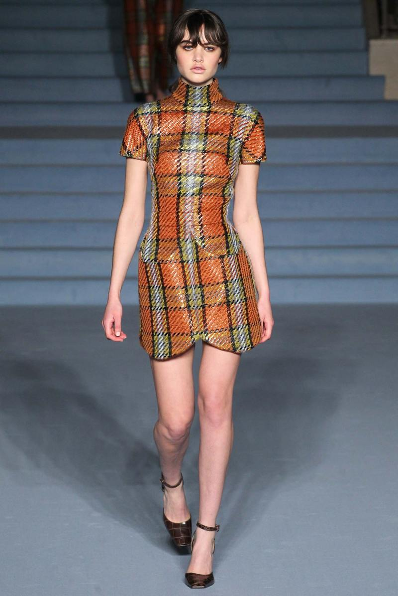 Emilia Wickstead Ready to Wear FW 2015 LFW (25)
